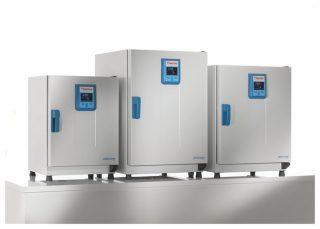 Сухожаровой шкаф 99 л, до +330°С, естественная вентиляция, OGH100, Thermo FS