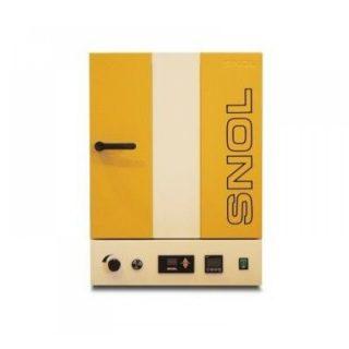Сушильный шкаф SNOL 120/300 Ec (терморегулятор — интерфейс)
