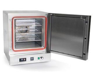 Сушильный шкаф SNOL 20/300 Ec (терморегулятор — интерфейс)