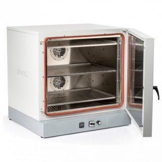 Сушильный шкаф SNOL 220/300 Ec (терморегулятор — интерфейс)