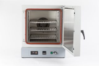 Сушильный шкаф SNOL 60/300 (терморегулятор — интерфейс)