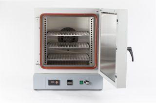 Сушильный шкаф SNOL 60/300 Ec (терморегулятор — интерфейс)