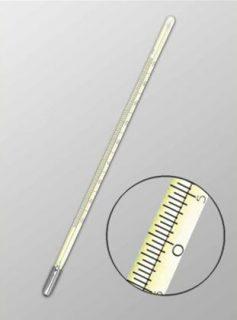 Термометр СП-21 специальный отсчетный для измерения температуры в лабораторных условиях