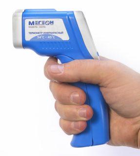 Термометр инфракрасный МЕГЕОН 16036