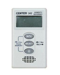 Термометр-регистратор CENTER 342