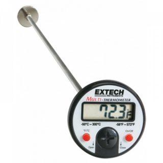 Двойной стержневой термометр Extech 392052 с плоским наконечником