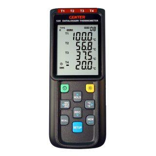 CENTER 520 — Измеритель температуры