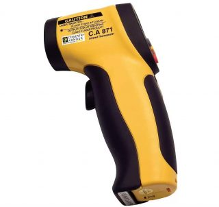 CA871 — ИК термометр дистанционный