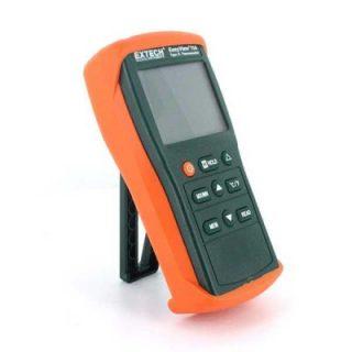 Термометр Extech EA11A EasyView на 1300°С с термопарой типа К и регистрацией данных