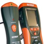 Дифференциальный термометр-регистратор Extech HD200 двойного ввода + ИК термометр, до 1372°С