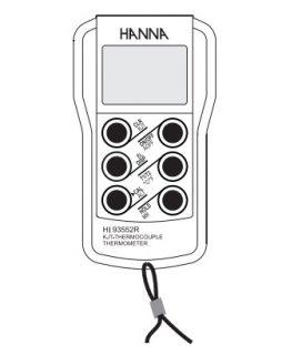 HI93552R портативный термометр