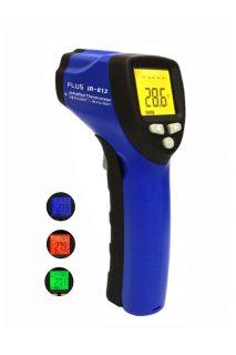 IR-813 Цветной инфракрасный термометр с четырехцветной жидкокристаллической индикацией