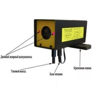 Высокотемпературные стационарные ИК-термометры (пирометры) «КМ2ст-Термикс» и «КМ2ст-ТермиксК»