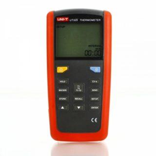 Измеритель температуры (пирометр) UT325
