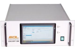 ОЕМ спектрофотометр для мониторинга процессов нанесения оптических покрытий ESCORT SM
