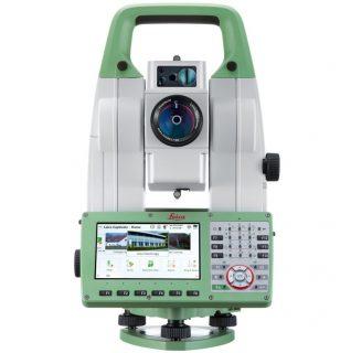 Роботизированный тахеометр Leica TS16 M R500 (5″)
