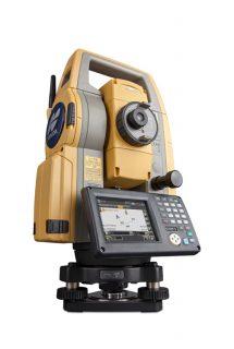 Роботизированный тахеометр Topcon DS-105