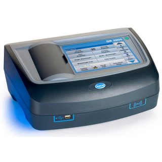 Спектрофотометры DR/3900 LPV440.99.00001 (с RFID) HACH LANGE