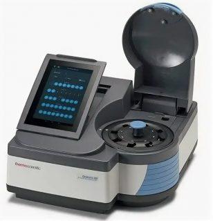 Спектрофотометр 190-1100 нм, двухлучевой, спектральная щель 2 нм, 8-ми позиционный держатель, Genesys 180