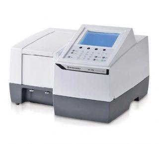 Спектрофотометр 190-1100 нм, псевдо-двухлучевой, спектральная щель 5 нм, UV-1280