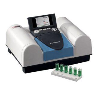 Спектрофотометр 340-1000 нм, однолучевой, спектральная щель 4 нм, Spectronic 200