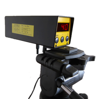 Стационарный инфракрасный термометр (пирометр) «КМ3ст»