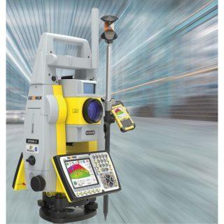 Тахеометр GeoMax Zoom 90 A5 R (2″)