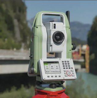 Тахеометр Leica TS07 R500 (5″) AutoHeight