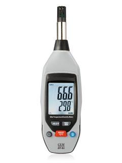 Цифровой гигро-термометр DT-91