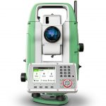 Тахеометр Leica TS07 R500 (2″)
