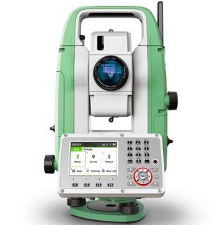Тахеометр Leica TS07 RUS R1000 (2″; EGL)