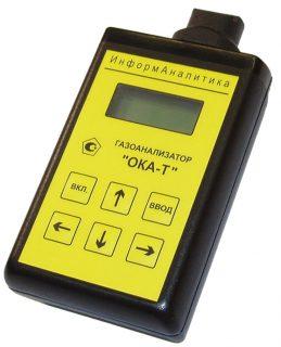 Газоанализатор переносной ОКА-T-CO2