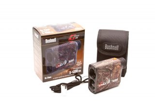 Дальномер Bushnell Outdoor Products 6X21 G FORCE DX, CAMO