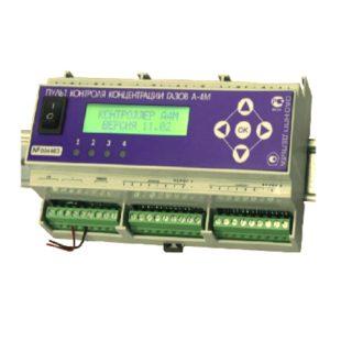 Измерительная мультигазовая система контроля концентрации газов