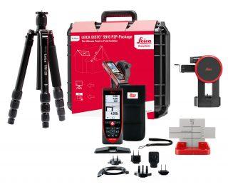 Комплект Leica DISTO S910 NEW со штативом и адаптером