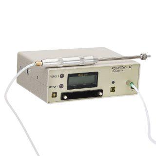 Переносный газоанализатор КОЛИОН-1В для измерения паров нефти (ПДК CxHy)