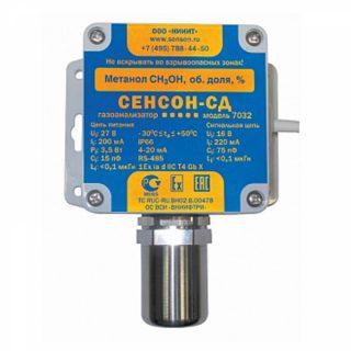 Сенсон-СД-7032-СМ-СО2-2-ОП — система газоаналитическая