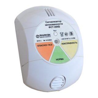 Сигнализатор угарного газа, метана, пропана ФСТ-05КБ
