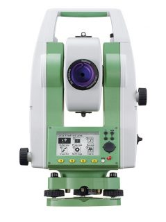 Электронный тахеометр Leica TS02plus R500 (3″) Arctic