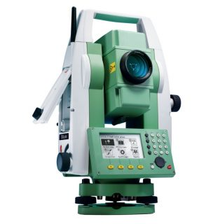 Электронный тахеометр Leica TS06plus R1000 (7″)