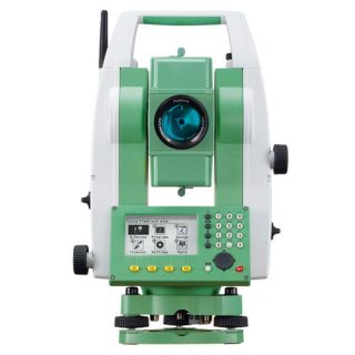 Электронный тахеометр Leica TS06plus R1000 Arctic (7″)