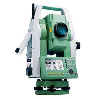 Электронный тахеометр Leica TS06plus R500 (3″)