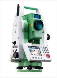 Электронный тахеометр Leica TS09plus R1000 (2″)