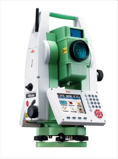 Электронный тахеометр Leica TS09plus R1000 (3″)