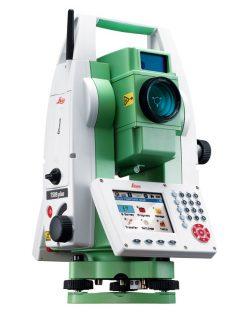 Электронный тахеометр Leica TS09plus R500 (5″)