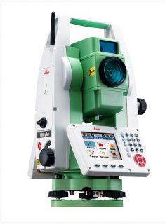 Электронный тахеометр Leica TS09plus R500 Arctic (2″)