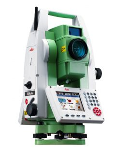 Электронный тахеометр Leica TS09plus R500 Arctic (3″)