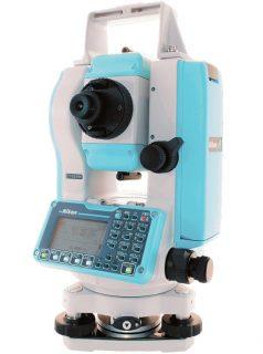 Электронный тахеометр Nikon DTM-322+ (2″) 2016 Edition