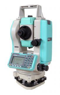 Электронный тахеометр Nikon DTM-322+ (2″)