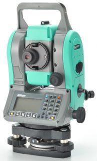 Электронный тахеометр Nikon Nivo 2M+